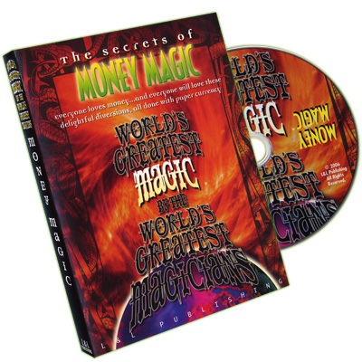 Money Magic (World's Greatest Magic) - DVD