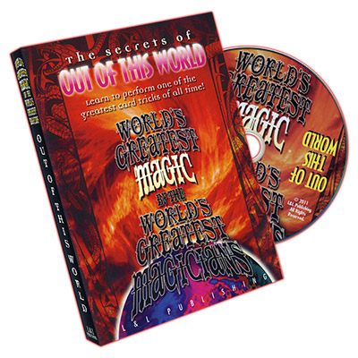 World's Greatest Magic: Out of This World  - DVD