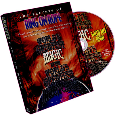 Ring on Rope (World's Greatest Magic) - DVD