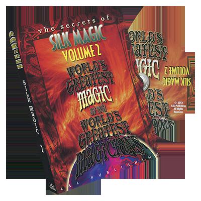 Worlds Greatest Silk Magic volume 2 - L&L Publishing - DVD