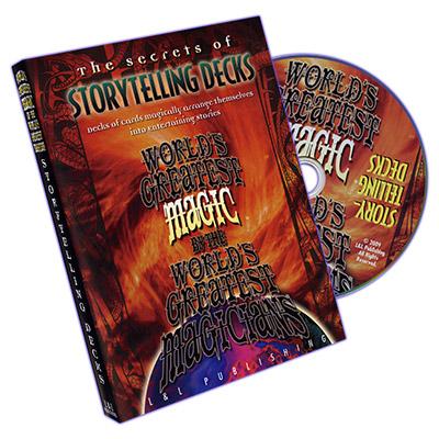 Storytelling Decks (World's Greatest Magic) - DVD