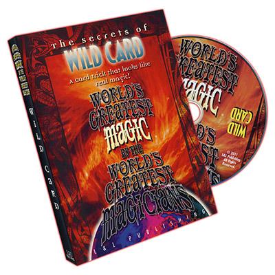 Wild Card (Worlds Greatest Magic) - DVD
