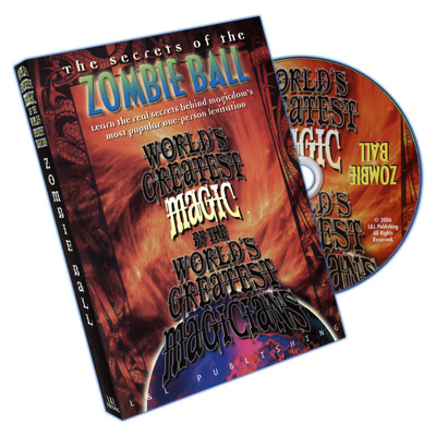 Zombie Ball (World's Greatest Magic) - DVD by L&L publishing