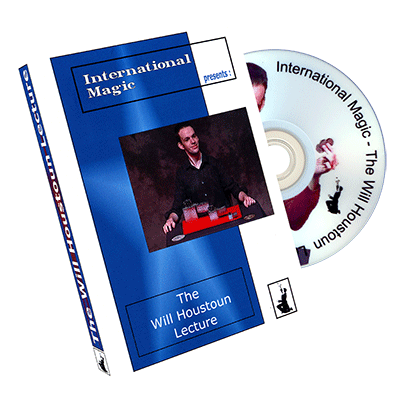 The Will Houstoun Lecture by International Magic - DVD