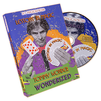 Wonderized by Tommy Wonder - DVD