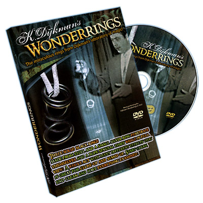 Wonderrings by Dijkman - DVD
