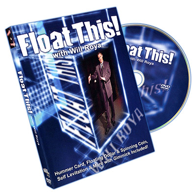 Float This! by Will Roya - DVD