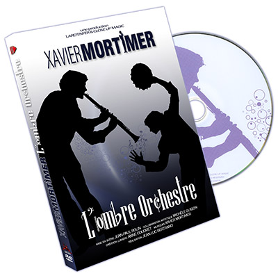 Xavier Mortimer by Jean-Luc Betrand - DVD