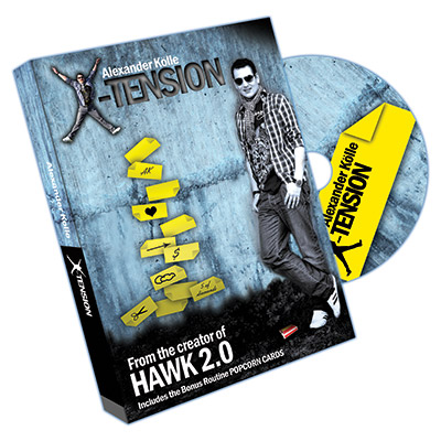 Xtension (DVD and Gimmick) by Alex Kolle
