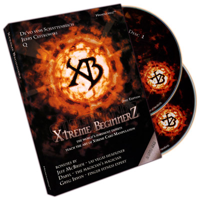Superhandz - Xtreme Beginnerz VOL.1 (2 DVD Set) - DVD
