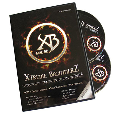 Xtreme Beginners (2 DVD Set) Vol.2 - DVD