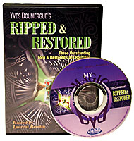 Ripped & Restored Yves Doumerg, DVD