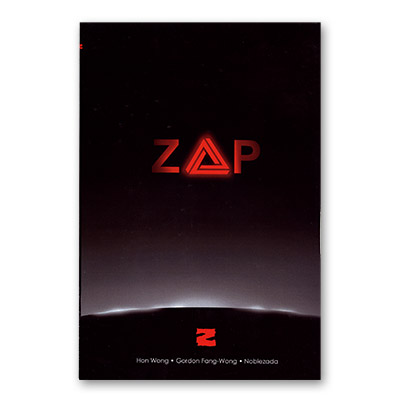 Zap (Book and DVD) by Hon Wong and Gordon Fang-Wong - DVD