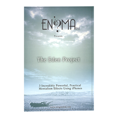 Eden Project By Geraint Clarke and Enigma Ltd. Streaming Video