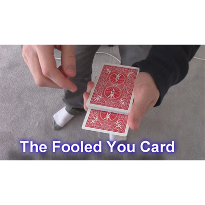 The Fooled You Card Video DOWNLOAD
