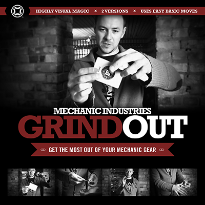 Grind Out - Mechanic Industries DESCARGA