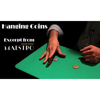 Hanging Coins EXCERPT from Maestro Video DOWNLOAD
