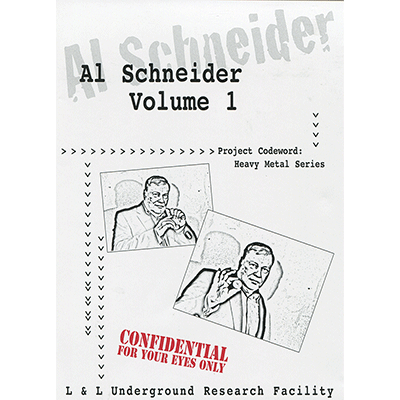 Al Schneider Heavy Metal Series By L&L Publishing Streaming Video
