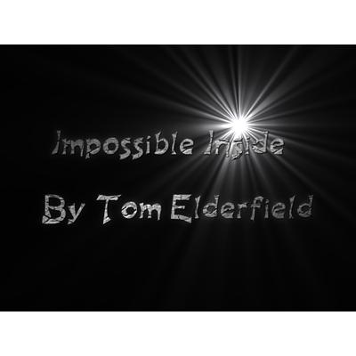 Impossible Inside By Tom Elderfield Streaming Video