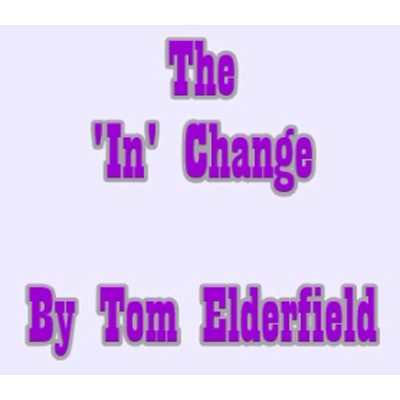 In Change - Tom Elderfield - VIDEO DESCARGA