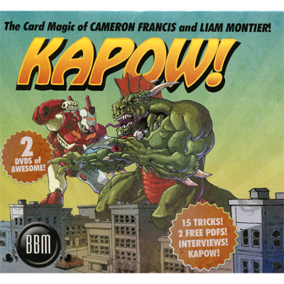 KAPOW! by Cameron Francis and Liam Montier DOWNLOAD