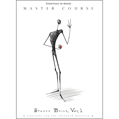 Master Course Sponge Balls Vol. 1 by Daryl video DOWNLOAD