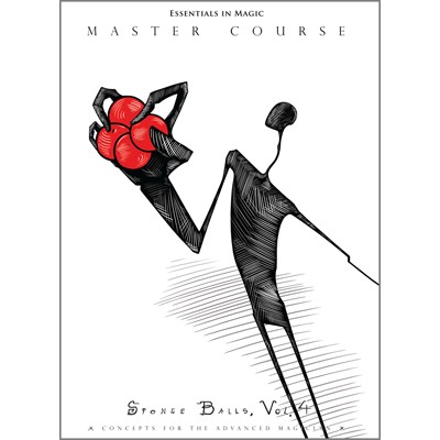 Master Course Sponge Balls Vol. 4 by Daryl  Japanese video DOWNLOAD