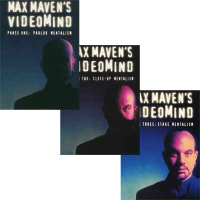 Max Maven Video Mind Set (Vol 1-3) Streaming Video