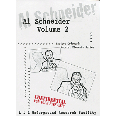 Al Schneider Natural Element Series by L&L Publishing video DOWN