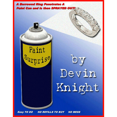 Paint Can Surprise eBook DOWNLOAD