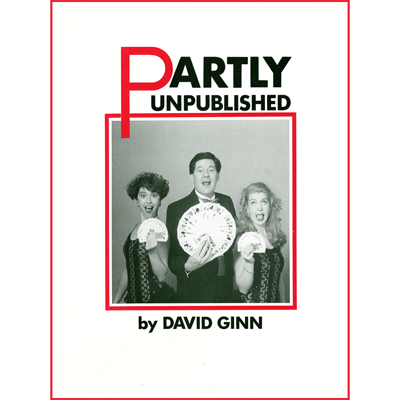 PARTLY UNPUBLISHED by David Ginn - eBook DOWNLOAD