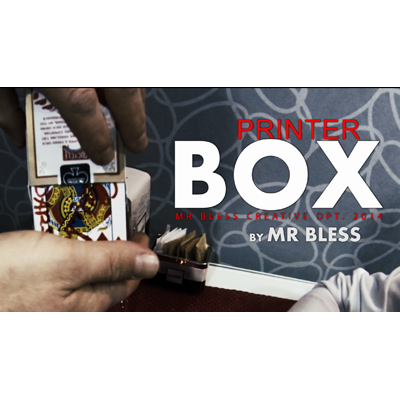 Printer Box By Mr. Bless Streaming Video