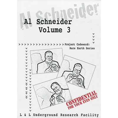 Al Schneider Rare Earth Series By L&L Publishing Streaming Video