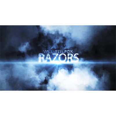 Razors by Will Stelfox