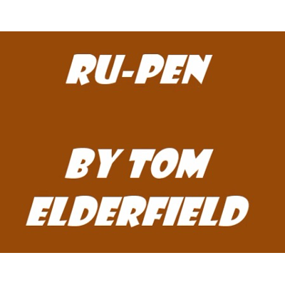 Ru-Pen - Tom Elderfield - VIDEO DESCARGA