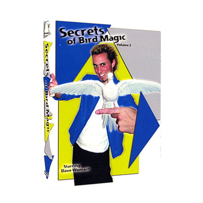 Secrets of Bird Magic Vol. 2 by Dave Womach Video DOWNLOAD
