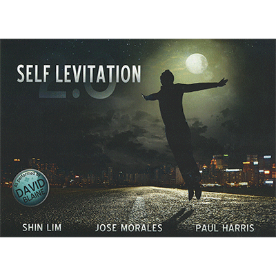 Self Levitation 2.0 by Shin Lim, Jose Morales & Paul Harris - video DOWNLOAD