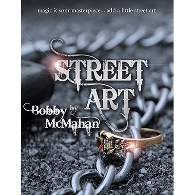 Street Art by Bobby McMahan - Video DOWNLOAD