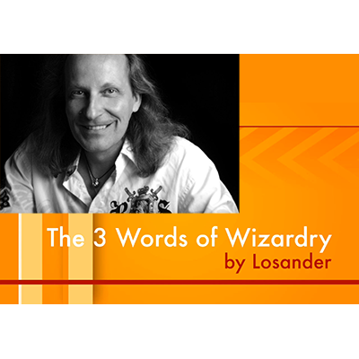 The Three Words of Wizardry by Losander Streaming Video