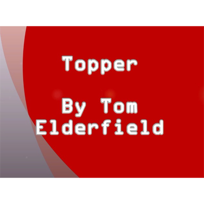 Topper by Tom Elderfield - Video DOWNLOAD