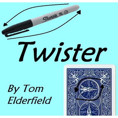 Twister by Tom Elderfield - Video DOWNLOAD