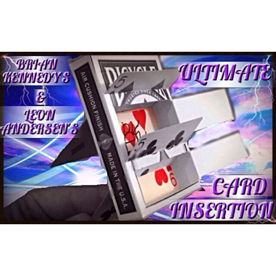 Ultimate Card Insertion Video DOWNLOAD