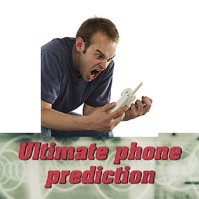 Ultimate Phone Prediction by Matthew J. Dowden video DOWNLOAD