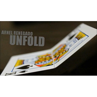 Unfold - Arnel Renegado