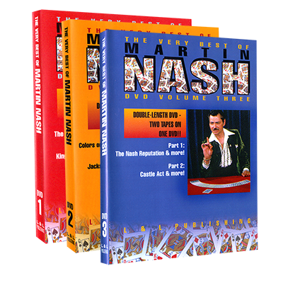 Very Best of Martin Nash Set (Vol 1 thru 3)  by L&L Publishing video DOWNLOAD