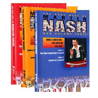 Very Best of Martin Nash Set (Vol 1-3)  Streaming Video