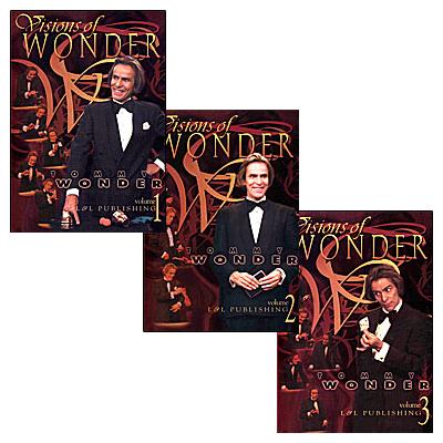 Tommy Wonder Visions of Wonder Set (Vol 1-2-3) - VIDEO DESCARGA