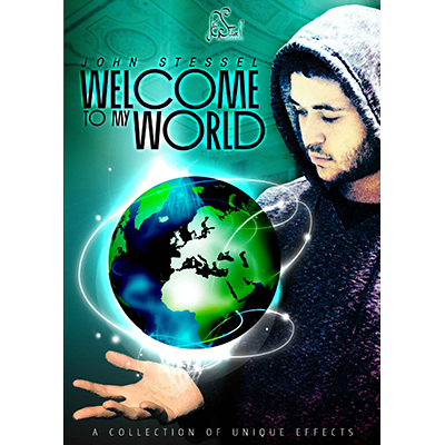 Welcome To My World by John Stessel DOWNLOAD video