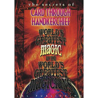 The Card Through Handkerchief Streaming Video