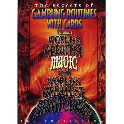 Gambling Routines With Cards Vol. 1 (Worlds Greatest) DOWNLOAD